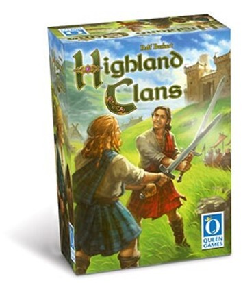 Queen Games - Highland Clans