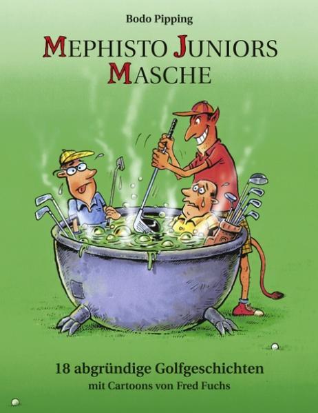Mephisto Juniors Masche als Buch