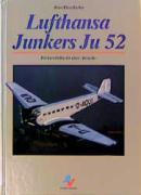 Lufthansa Junkers Ju 52 als Buch