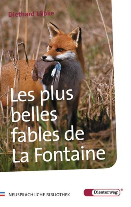Les plus belles fables de LaFontaine als Buch