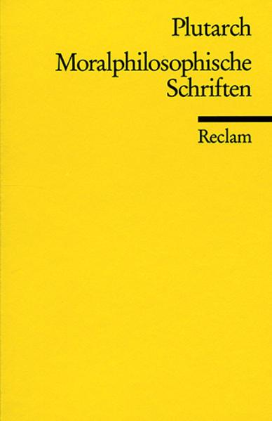Moralphilosophische Schriften als Taschenbuch