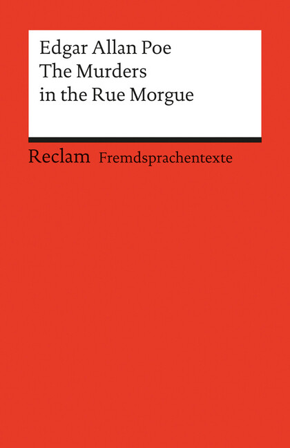 The Murders in the Rue Morgue als Taschenbuch