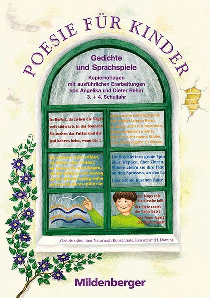 Poesie für Kinder. 3./4. Schuljahr. Gedichte und Sprachspiele als Buch