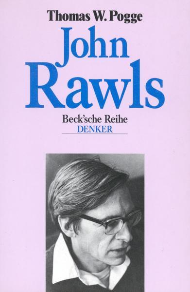 John Rawls als Taschenbuch