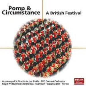 Pomp & Circumstance-A British Festival als CD