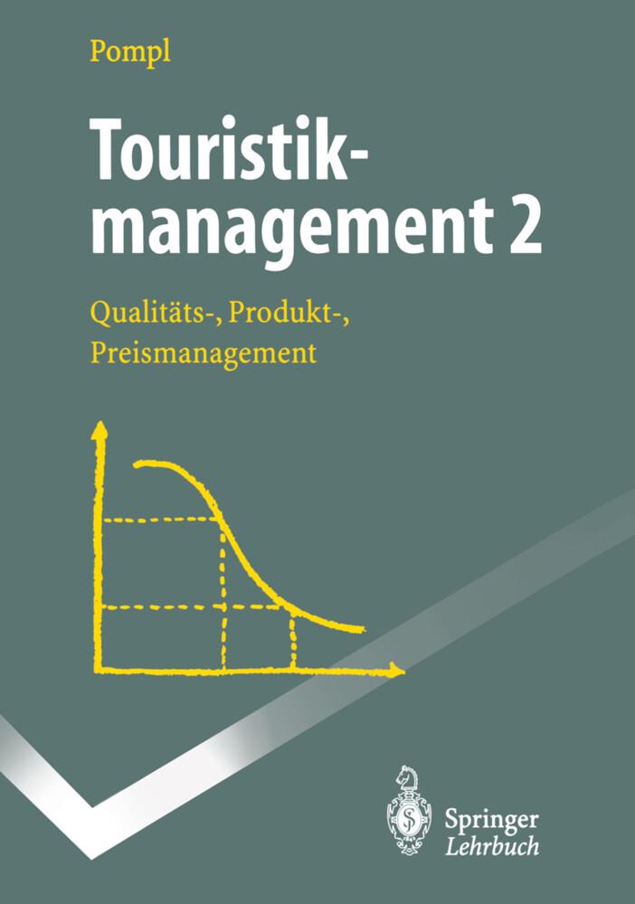 Touristikmanagement 2 als Buch