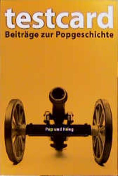Pop und Krieg als Buch