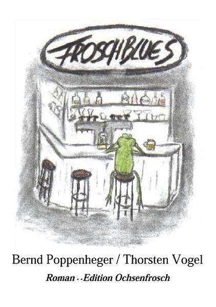 Froschblues als Buch