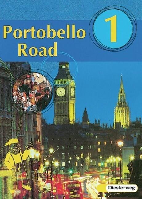 Portobello Road 1 Textbook als Buch