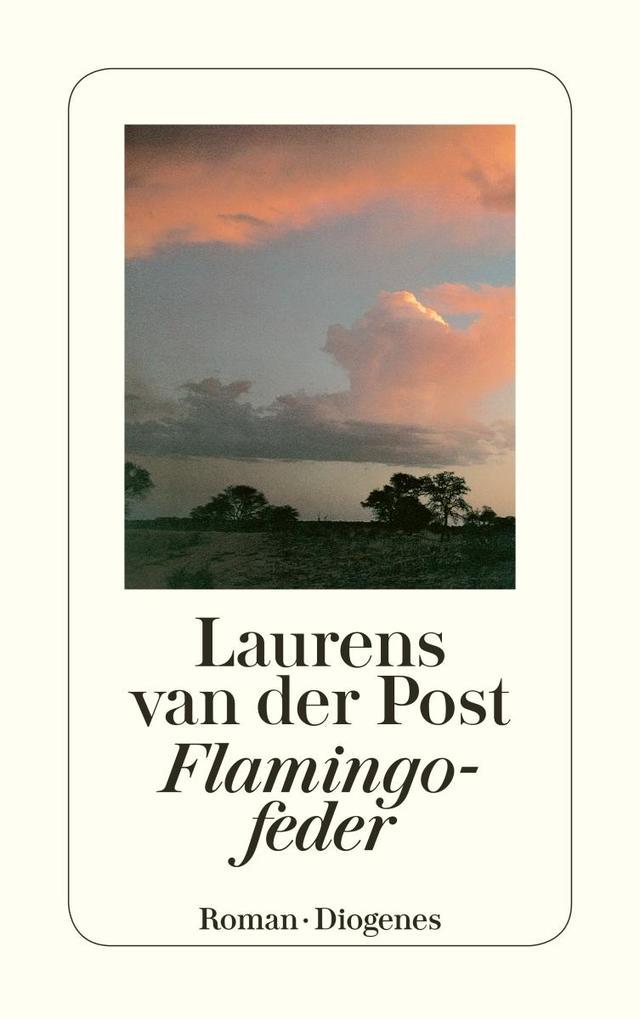 Flamingofeder als Taschenbuch