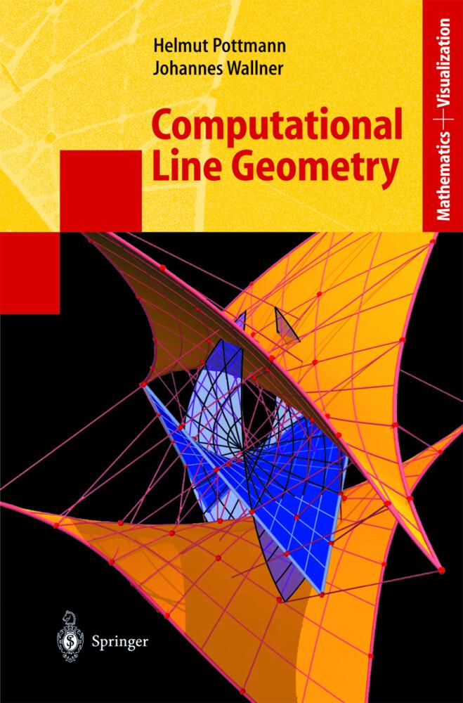 Computational Line Geometry als Buch
