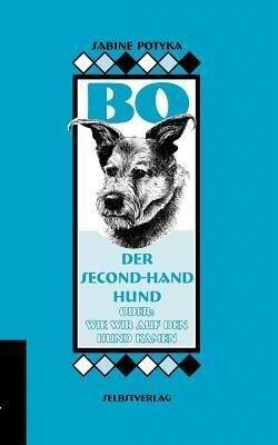 BO, der Second-hand-Hund als Buch