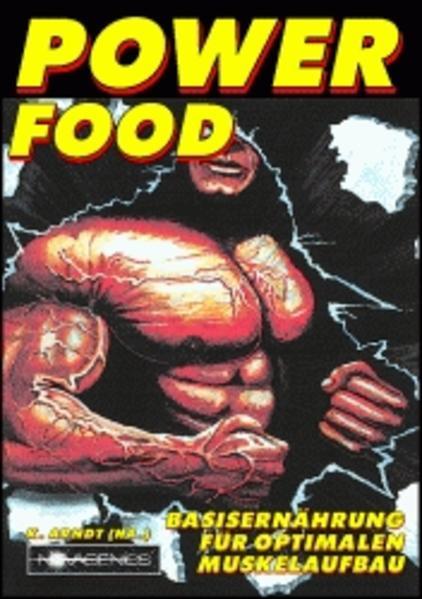 Power Food als Buch