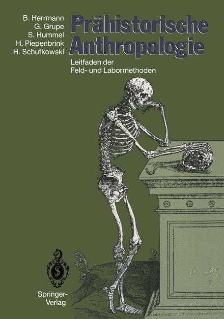 Prähistorische Anthropologie als Buch