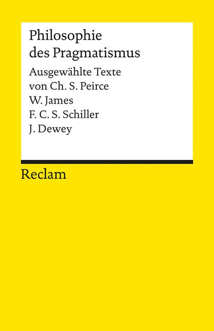 Philosophie des Pragmatismus als Taschenbuch
