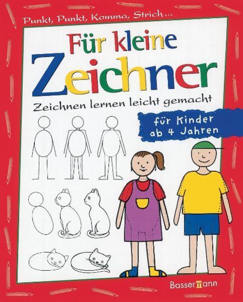Für kleine Zeichner. Punkt, Punkt, Komma, Strich... als Buch