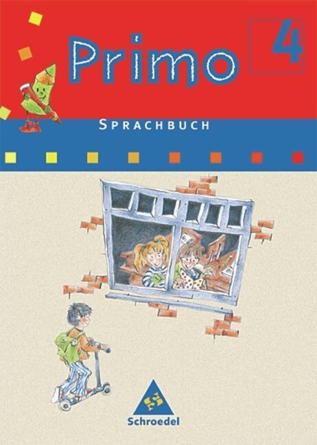 Primo Sprachbuch 4 Schülerband. Für Bremen, Niedersachsen, Nordrhein-Westfalen als Buch