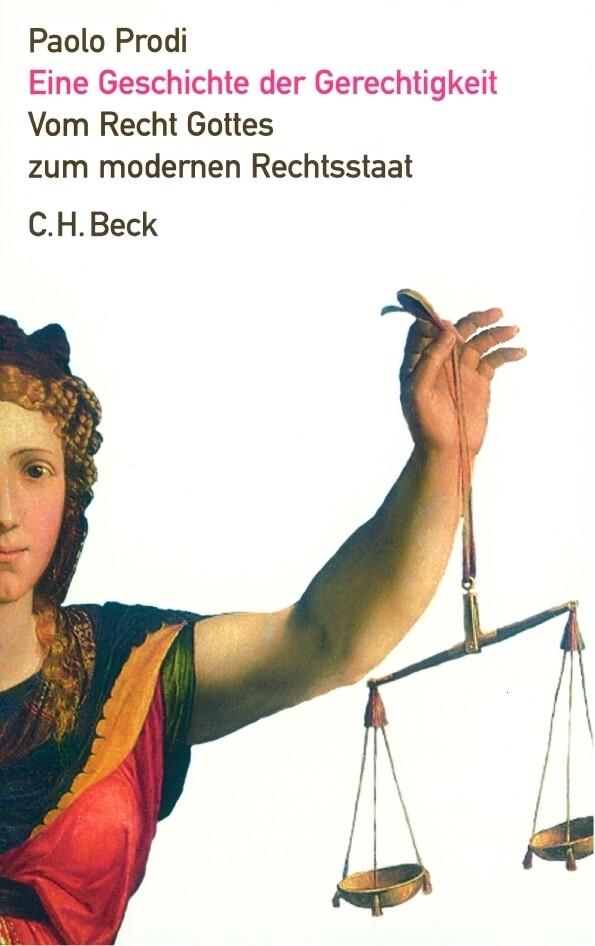 Eine Geschichte der Gerechtigkeit als Buch