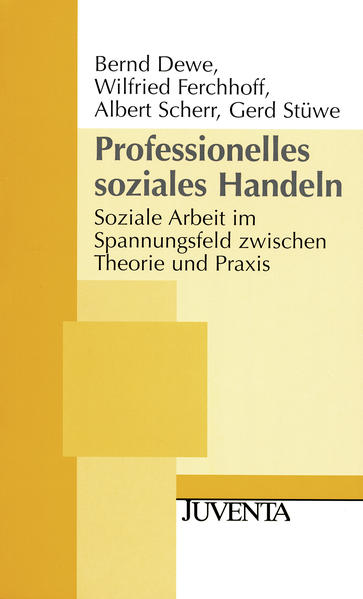 Professionelles soziales Handeln als Buch