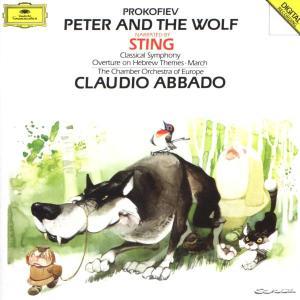 Peter Und Der Wolf/+ als CD