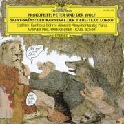 Peter und der Wolf / Der Karneval der Tiere. Klassik-CD als CD