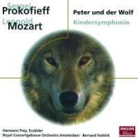 Peter Und Der Wolf/Sinfonie 1/Kindersinfonie als CD