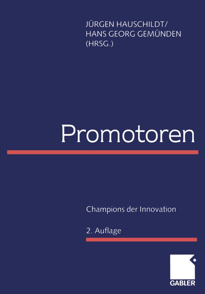 Promotoren als Buch (kartoniert)