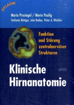 Klinische Hirnanatomie als Buch