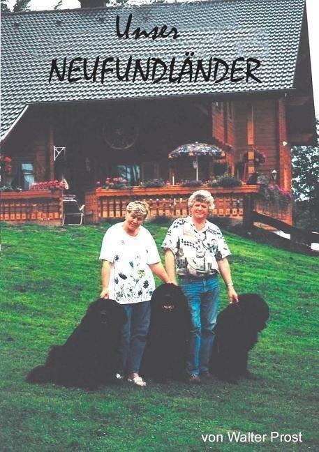 Unser Neufundländer als Buch