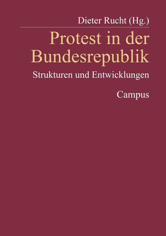 Protest in der Bundesrepublik als Buch