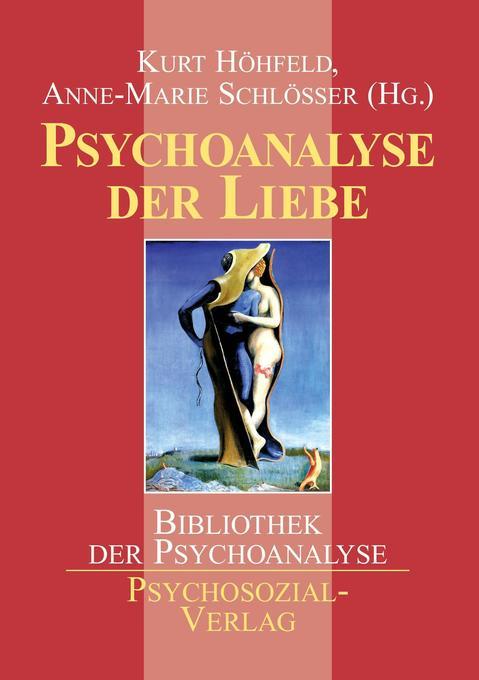 Psychoanalyse der Liebe als Buch