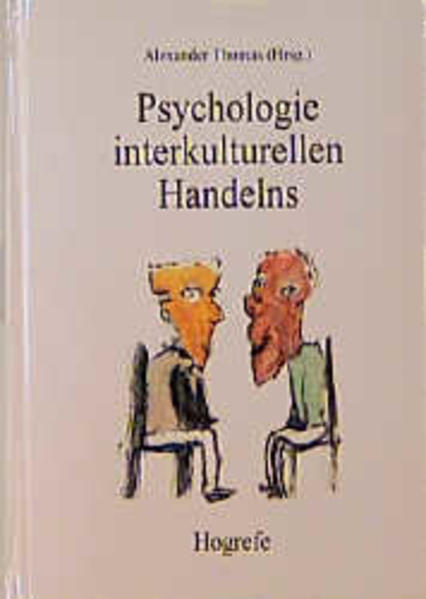 Psychologie interkulturellen Handelns als Buch von