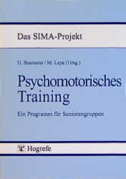 Psychomotorisches Training als Buch