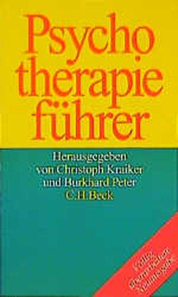 Psychotherapieführer als Taschenbuch