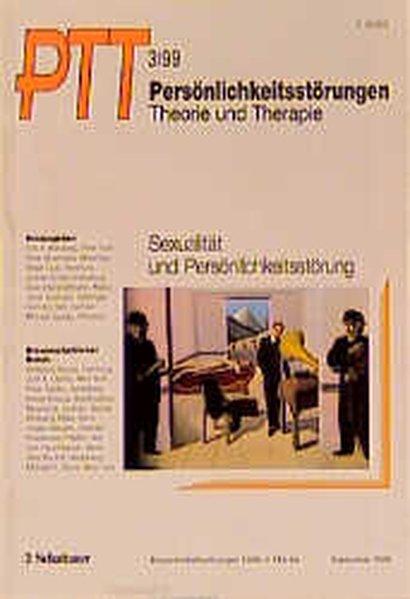 PTT 1999/3. Sexualität und Persönlichkeitsstörung als Buch
