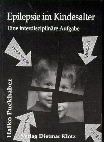 Epilepsie im Kindesalter als Buch