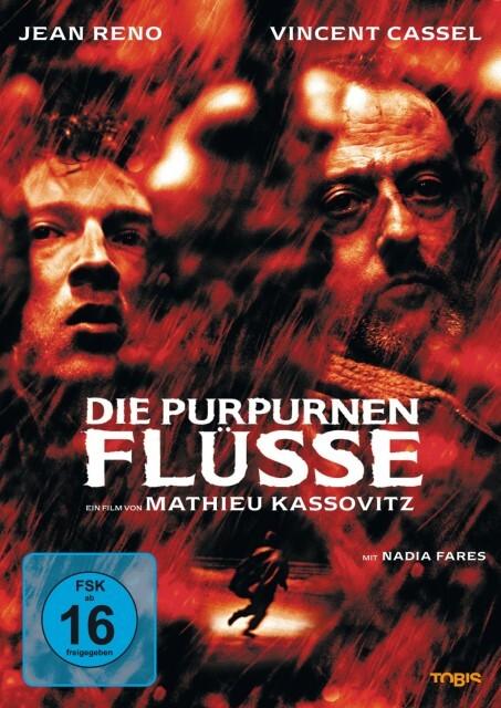 Die Purpurnen Flüsse als DVD