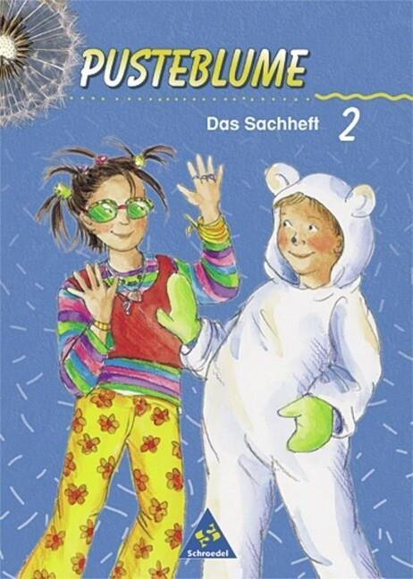 Pusteblume. Das Sachbuch 2. Arbeitsheft. Brandenburg als Buch