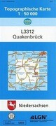 Quakenbrück 1 : 50 000