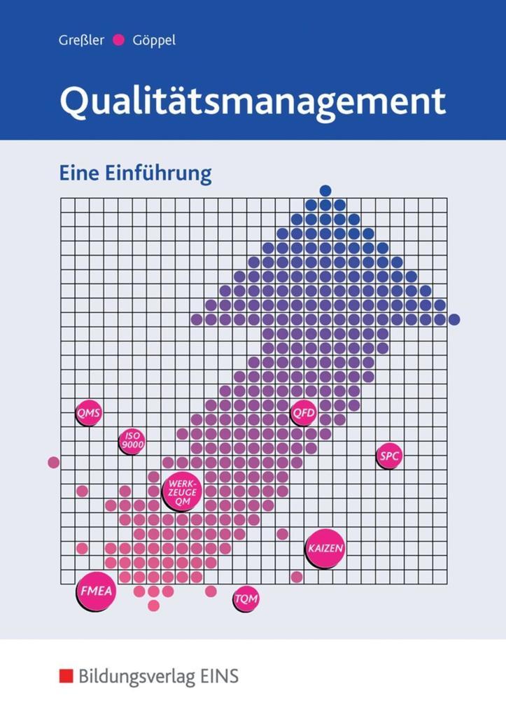 Qualitätsmanagement. Lehr-/Fachbuch als Buch