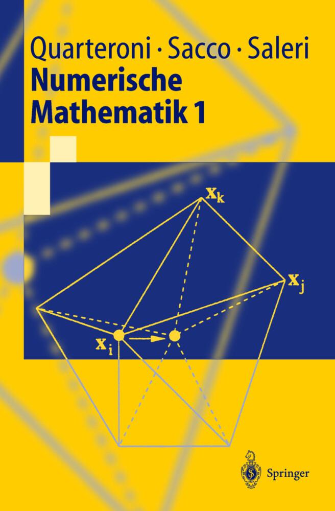 Numerische Mathematik 1 als Buch