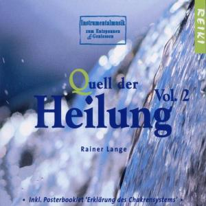 Quell Der Heilung-Vol.2 (Music For Reiki) als CD