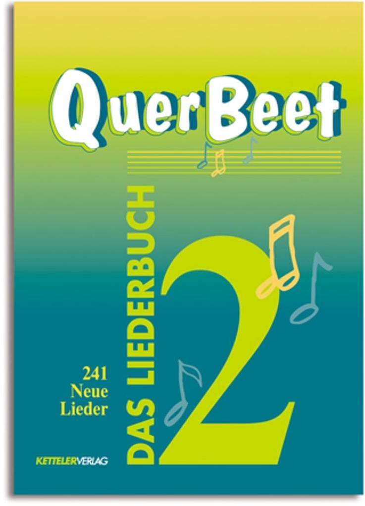 QuerBeet 2 als Buch