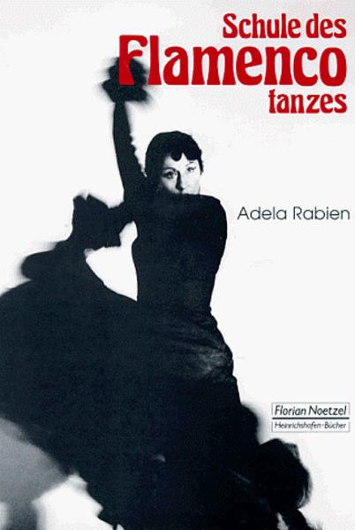 Schule des Flamencotanzes als Buch