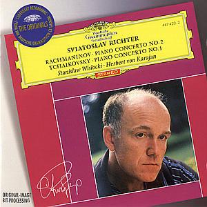 Klavierkonzert 2/Klavierkonzert 1 als CD