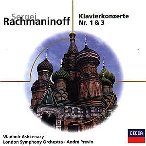 Klavierkonzerte 1,3 als CD
