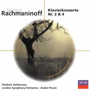 Klavierkonzerte 2,4 als CD