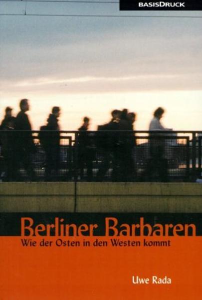 Berliner Barbaren als Buch