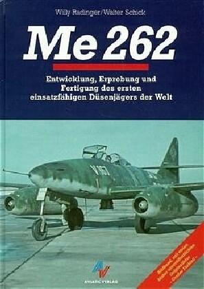 Me 262 als Buch
