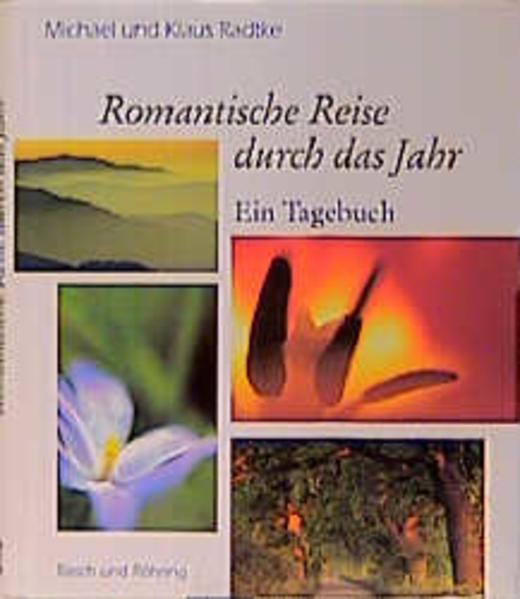Romantische Reise durch das Jahr als Buch